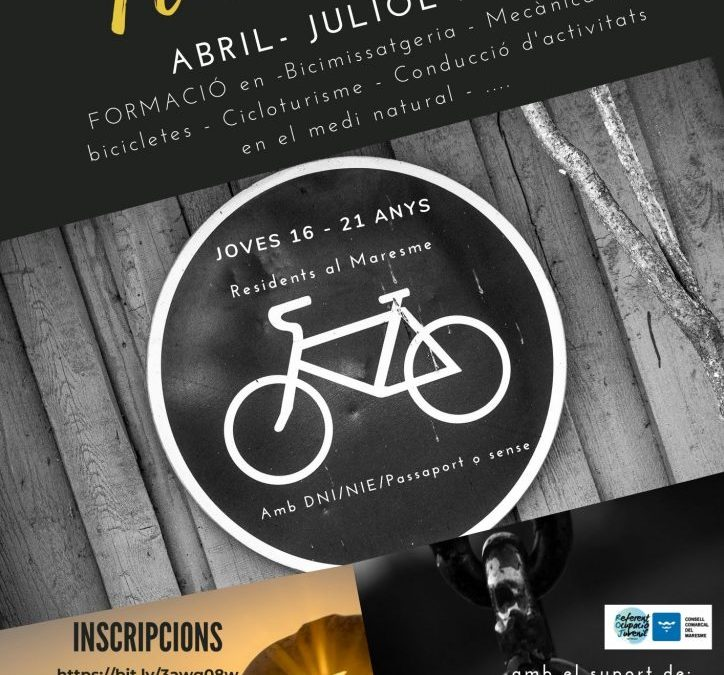Fem cadena, formació a l'àmbit de la bicicleta