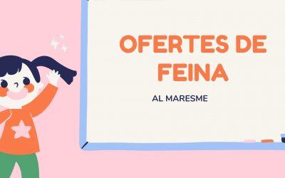 OFERTES DE FEINA A INFOJOBS