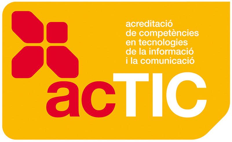 Prepara't per al certificat ACTIC nivell mitjà