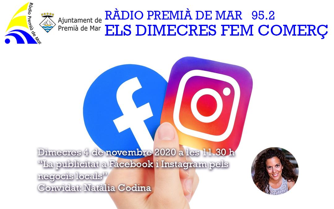 """Natàlia Codina a """"Els dimecres fem comerç"""""""