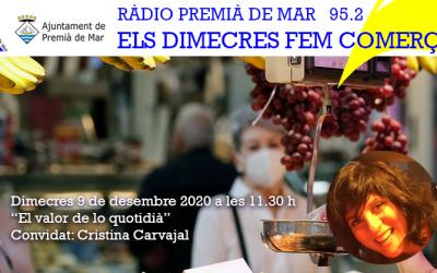 """Cristina Carvajal a """"Els dimecres fem comerç"""""""