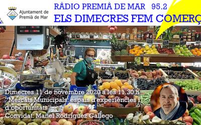 "Manel Rodríguez Gallego a ""Els dimecres fem comerç"""