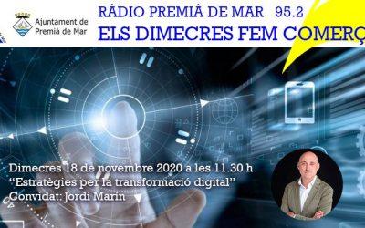 """Jordi Marin a """"Els dimecres fem comerç"""""""