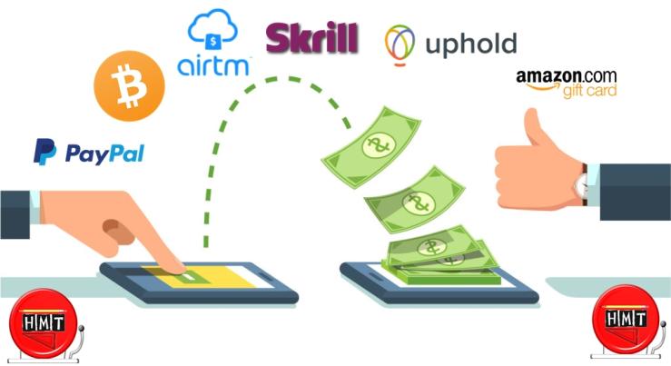 Principals eines de pagament al comerç electrònic